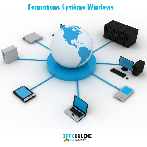 Formations systeme windows